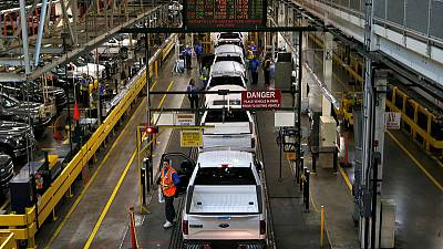 Car imports probe gives GM, Ford shares tiny lift