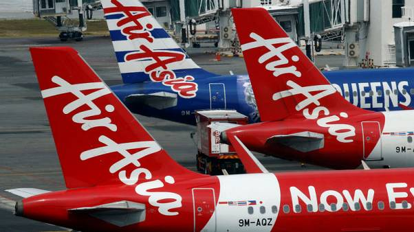 Malaysia's AirAsia quarterly profit up 85 percent, a record high