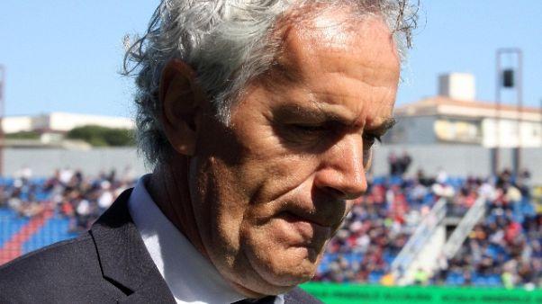 Calcio: il Bologna esonera Donadoni