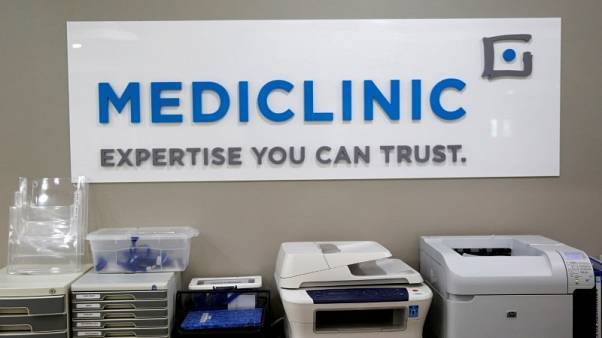 South Africa's Mediclinic takes hefty Swiss writedown, shares slide
