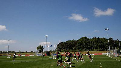 England show quiet progress in bid to end years of hurt