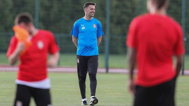 Krstajic names Serbia's final 23-man World Cup squad