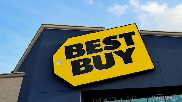 Best Buy online growth slows, overshadowing strong earnings