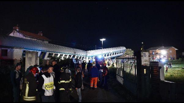 Treno contro Tir, 'sembrava terremoto'