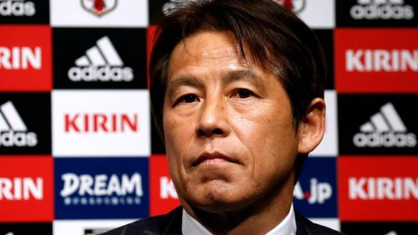 The pressure is on for Japan's new boss Nishino