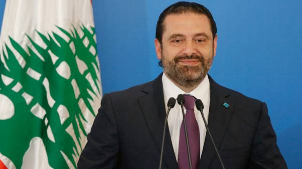 رئيس لبنان يكلف الحريري بتشكل الحكومة الجديدة