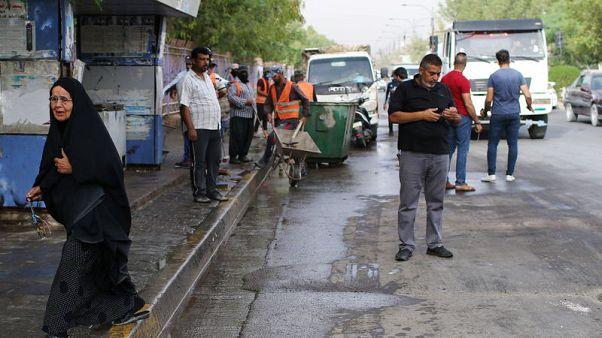 مقتل 4 على الأقل وإصابة 15 في تفجير انتحاري ببغداد