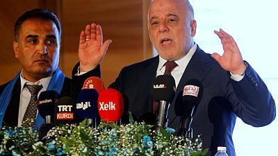 Iraqi PM Abadi says election fraud allegations to be investigated