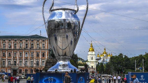 Euro2020: calcio inizio a Roma 12 giugno
