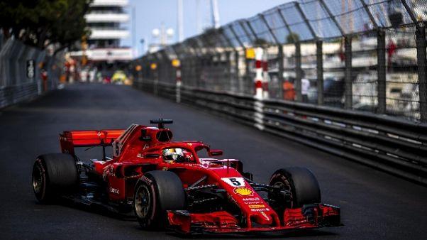 F1: Vettel, dobbiamo ancora migliorare