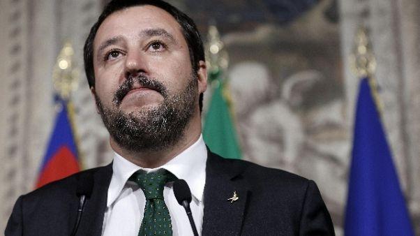Salvini, convinceremo il centrodestra