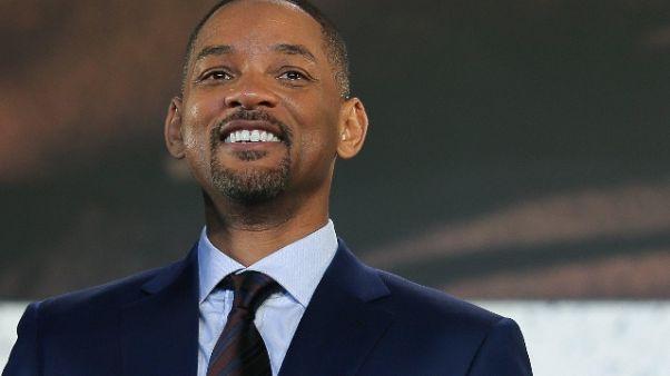 Mondiali: Will Smith canta alla chiusura