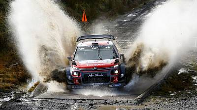 Rallying: Citroen terminate Meeke's contract after crashes