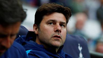 Pochettino says he is 'happy' at Spurs as Madrid circle