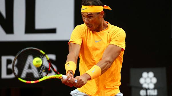 Nadal handed easy path to French Open final
