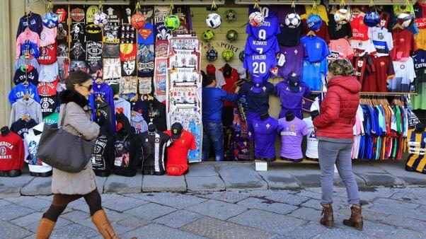 Euro break-up index rises as investors fret about Italy - Sentix
