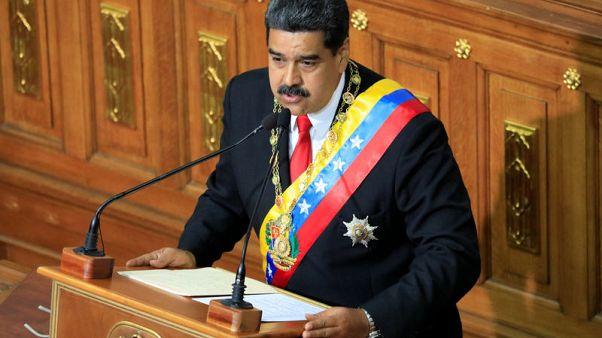 Maduro vows to free some jailed activists, raise Venezuela oil output