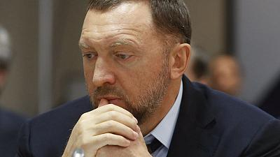 Ukraine puts Russian tycoon Deripaska on updated sanctions list