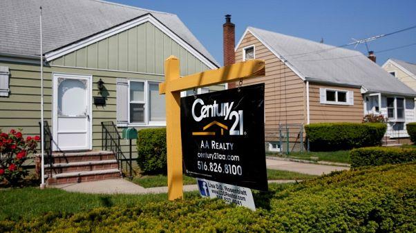 مبيعات المنازل القائمة بأمريكا تنخفض 2.5% في أبريل