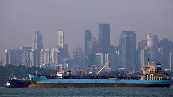 Chinese, others clamour for crude exports, but U.S. straining capacity