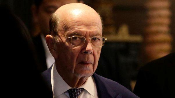 U.S. Commerce Secretary Ross to visit China June 2-4 to discuss trade - Xinhua