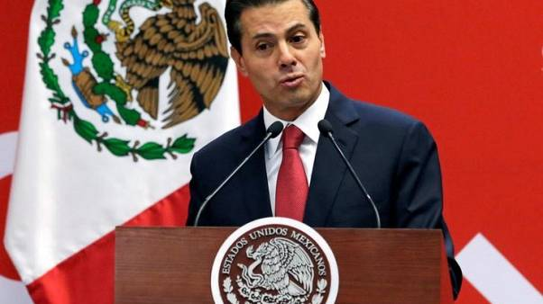 Mexico's Pena Nieto 'optimistic' on NAFTA as country makes new offer