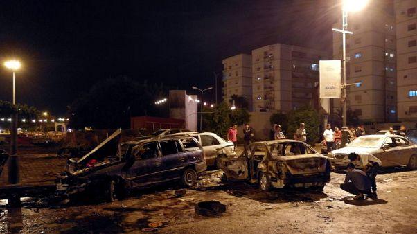 سبعة قتلى على الأقل في انفجار سيارة ملغومة في بنغازي