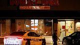 رجلان يفجران عبوة ناسفة في مطعم بكندا وإصابة 15