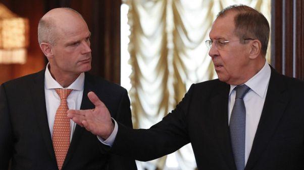 هولندا واستراليا تحملان روسيا مسؤولية إسقاط طائرة ماليزية