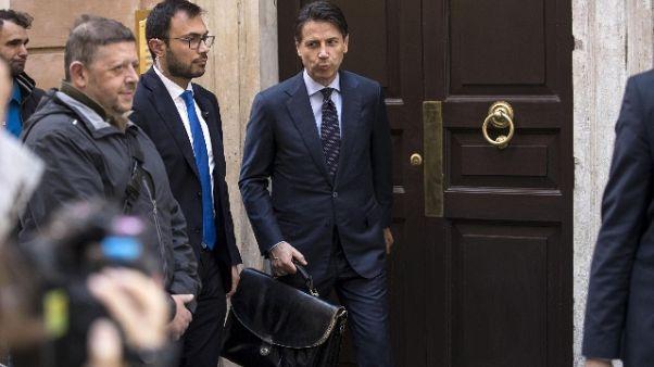 Conte, con Visco discusso stato economia