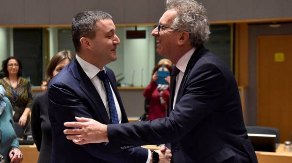 EU agrees new capital rules, large banks secure easier terms