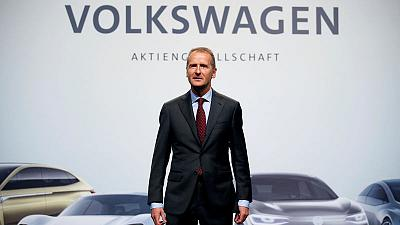 VW CEO counts on diplomacy to ease trade spat with U.S. - ZDF