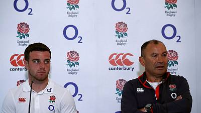 Ford, Robshaw to co-captain England against Barbarians