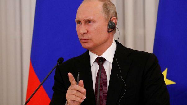 بوتين: روسيا ستدرس تحرير تصدير الغاز
