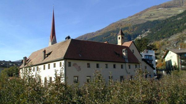 'Cambio di inquilini' convento Silandro