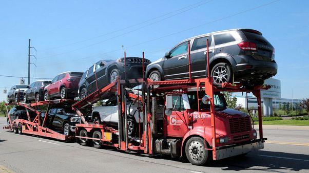 Fiat Chrysler recalls 4.8 million U.S. vehicles for cruise control defect
