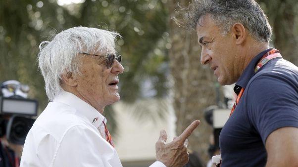 """F1: Ecclestone """"preoccupato per Circus"""""""