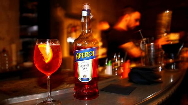 Aperitif, anyone? Spirits firms chase cocktail for growth