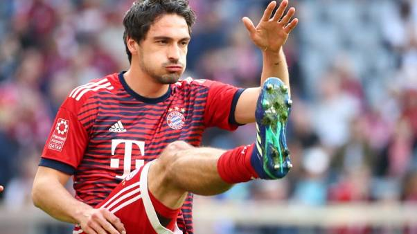 Germany's Loew to rest Mueller, Hummels against Austria