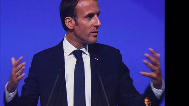 Macron says EU committed to defence and security alliance with United States