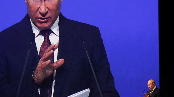 بوتين: مشاكل تعرقل جهود عقد قمة مع ترامب