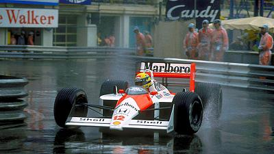Motor racing - Senna's magical Monaco lap relived 30 years on