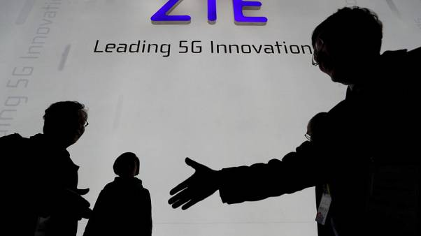 U.S. reached deal to keep Chinese telecom ZTE in business - New York Times
