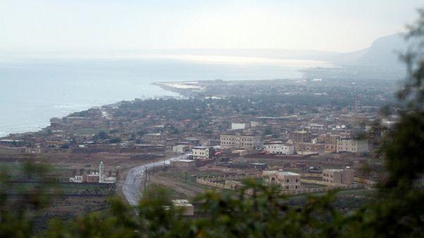 مقتل خمسة وفقدان 40 جراء إعصار بجزيرة سقطرى اليمنية