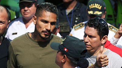 CAS won't fight Peru's Guerrero appeal against ban