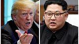 ترامب: لا تزال هناك فرصة لعقد قمة مع كوريا الشمالية