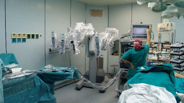 Insetti in sale operatorie in ospedale