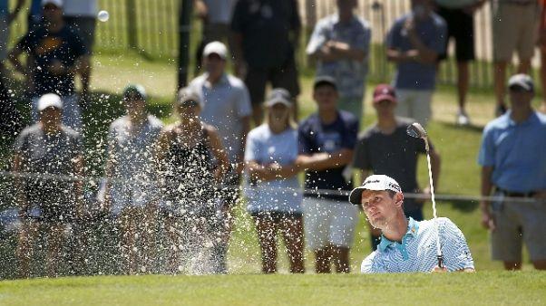 Golf, al Fort Worth, Rose è al comando
