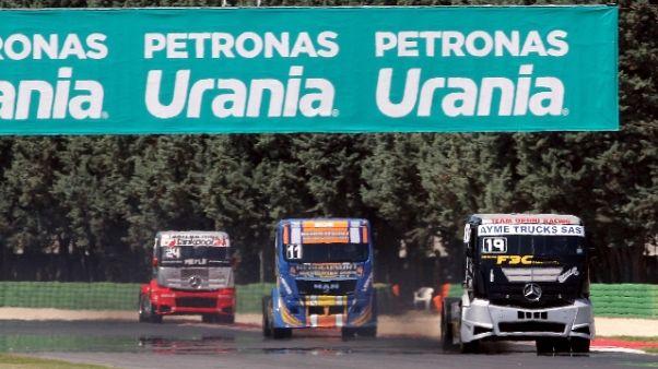 A Misano il Petronas Grand Prix Truck