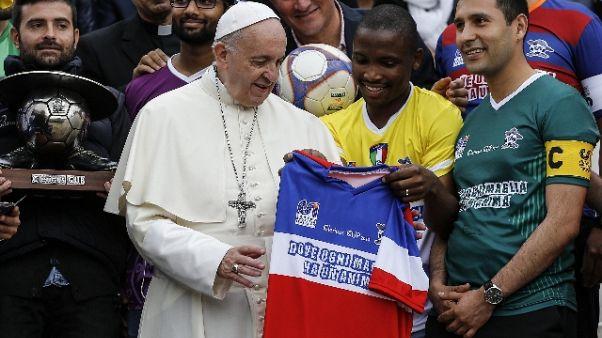 North Americans vincono Clericus Cup